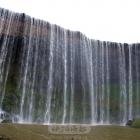 岳池   低坑大瀑布