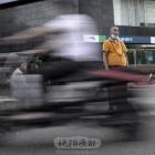 尿毒症拉吧,徘徊在成都街头