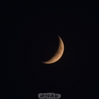 八月十五。月亮