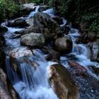 清清的山溪水