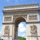 巴黎   凯旋门