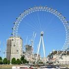 英国--伦敦眼