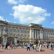 英国伦敦---白...