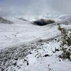 十月到西藏赶上一场大雪
