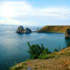 美丽的俄罗斯贝加尔湖